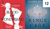 Colleen Oakes and Victoria Aveyard