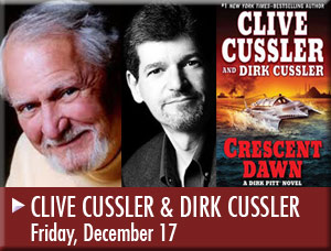 Clive and Dirk Cussler
