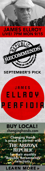 The Arizona Republic Recommends Perfidia by James Ellroy
