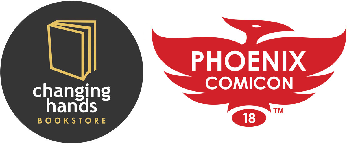 Changing Hands and Phoenix Comicon
