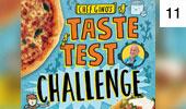 Chef Gino Taste Test Challenge