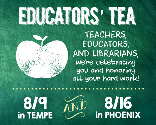 Educators Tea