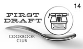 First Draft Cookbook Club
