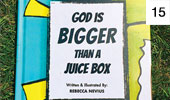 God is Bigger than a Juice Box