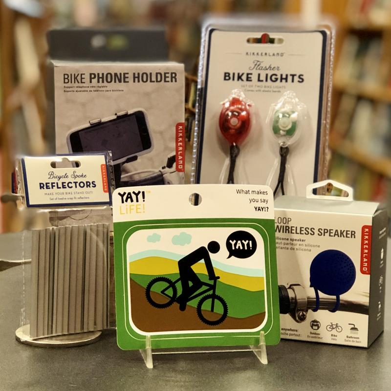 Cyclist gift pack