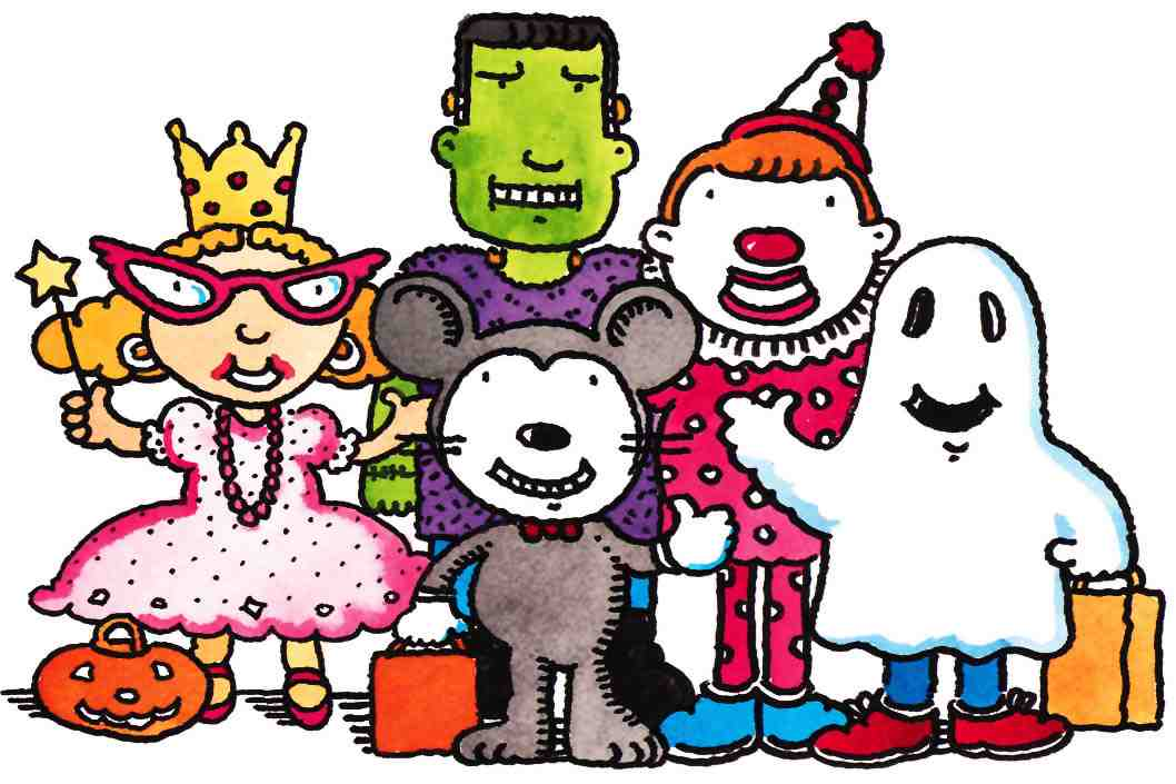 Family • Kids Halloween Carnival | Changing Hands Bookstore