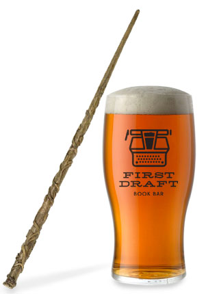 Wand and Pint