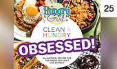 Hungry Girl Clean and Healthy ObsessedFirst Draft Book Club