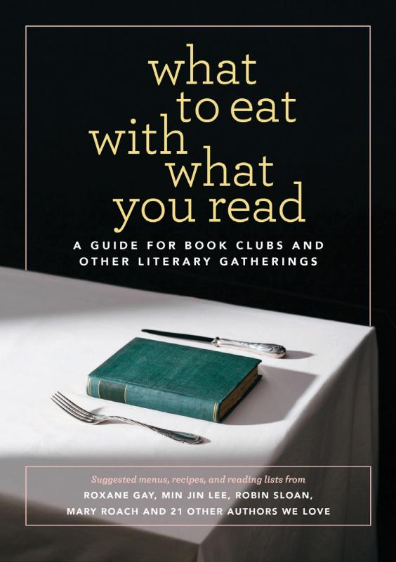 What to Eat with What You Read
