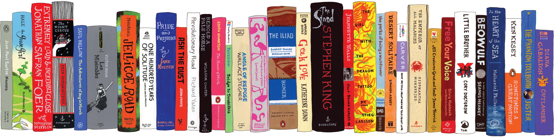Image result for bookshelf banner