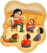 Kids Storytime