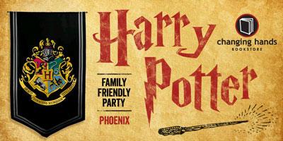Kids Harry Potter Party