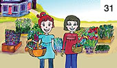 Lois and Fran's Garden Adventure
