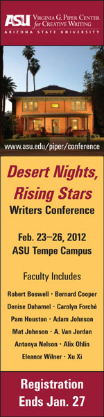 Desert Nights, Rising Stars Writers conference