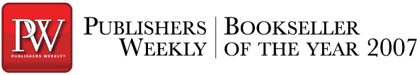 Publisher's Weekly Bookseller of the Year