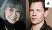 Anne Rice and Christopher Rice