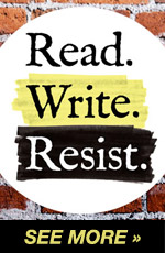READ WRITE RESIST