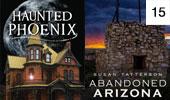 Debe Branning (Haunted Phoenix) and Susan Tatterson (Abandoned Arizona)