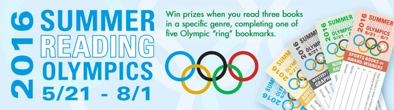 Summer Reading Olympics