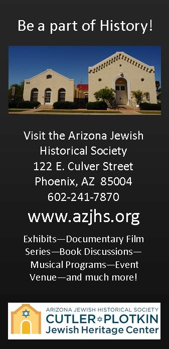 Arizona Jewish Historical Society
